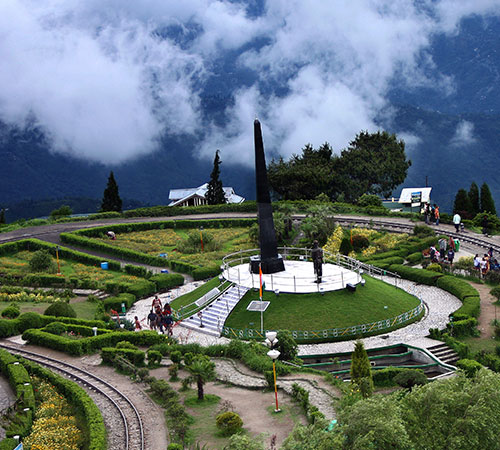 Romantic Honeymoon in Sikkim