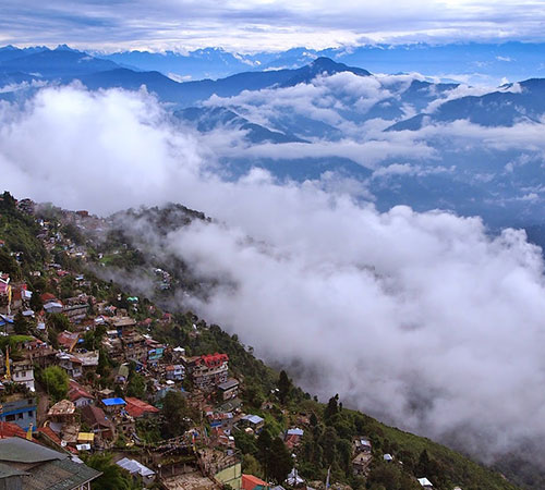 Gangtok & Darjeeling Family Tour