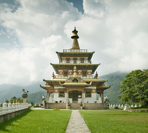 Beauty, Happiness of Bhutan