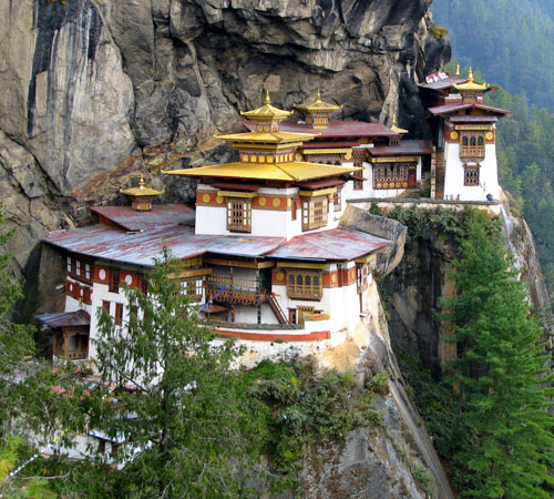Tour in Praradise - Bhutan